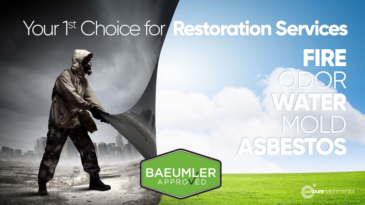 Your 1st Choice for Restoration Services
