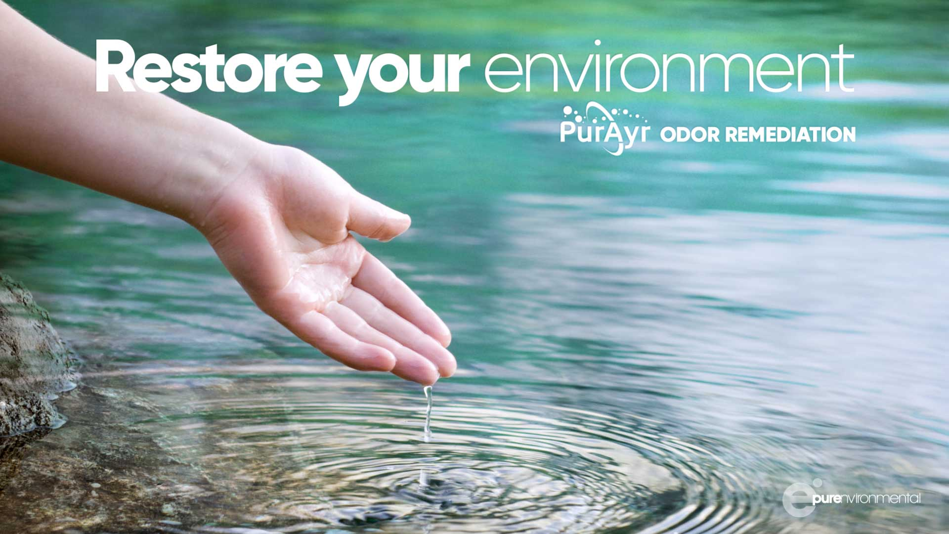 Restore Your Environment PurAyr Odor Remediation